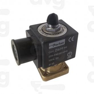 Cоленоидний клапан Parker, 220 / 230V 50 / 60Hz (в сборе)