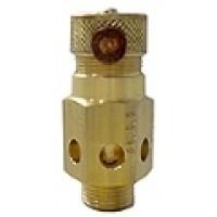 Аварийный клапан 3/8 1,5 BAR CE, сертифицированный